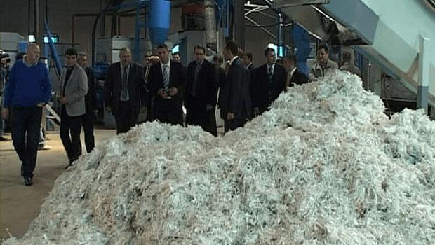 Reciklažom plastike do građevinske folije i džakova