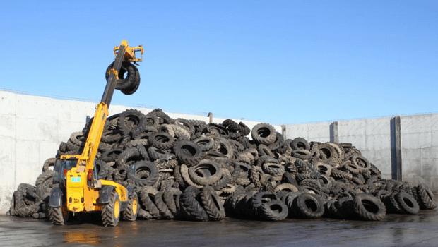 Reciklaža otpadnih pneumatika