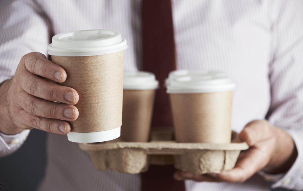 Papirne čaše za kafu ozbiljan problem