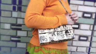 """Novčanici od tetrapaka """"obučeni"""" u stripove – san pretvoren u uspešan posao"""