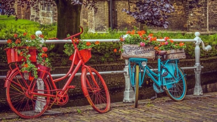 Nema adekvatnog rešenja za stare gume za bicikle