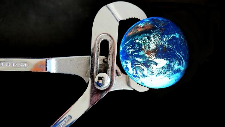 Predmeti koje je čovek napravio teži od svih živih bića na planeti