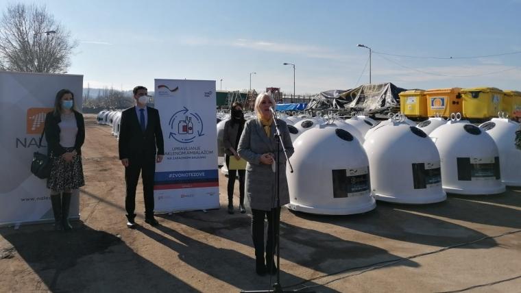 Na ulicama Niša uskoro 300 kontejnera za reciklažu stakla