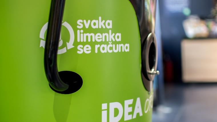 Električni trotinet za onoga ko donese najveći broj limenki za reciklažu