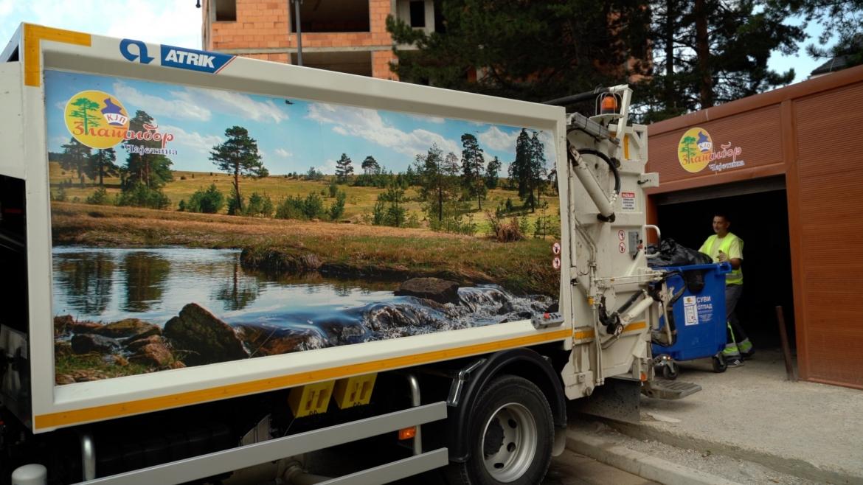 Kako izgleda upravljanje otpadom na Zlatiboru – uskoro bez kontejnera na javnim površinama