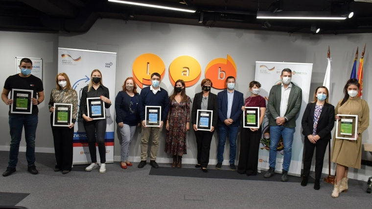 Uručena priznanja pobednicima nagradnog konkursa za novinare i studente – portal Cirkularna ekonomija među nagrađenima